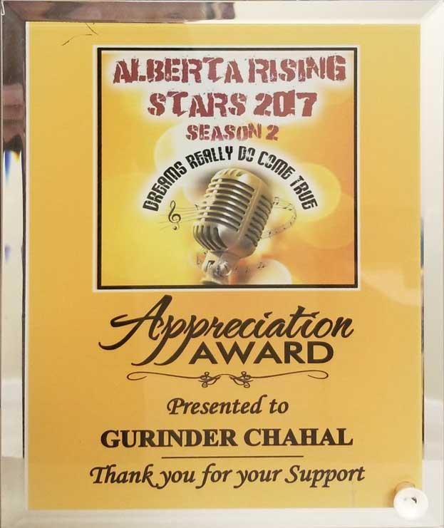Alberta Rising Stars