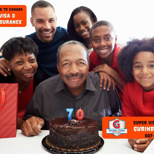 Be with your Parents or Grandparents up to 2 years in Canada