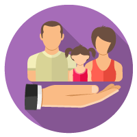 icons life insurance