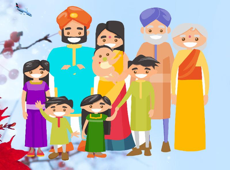 super-visa-insurance-indian-family